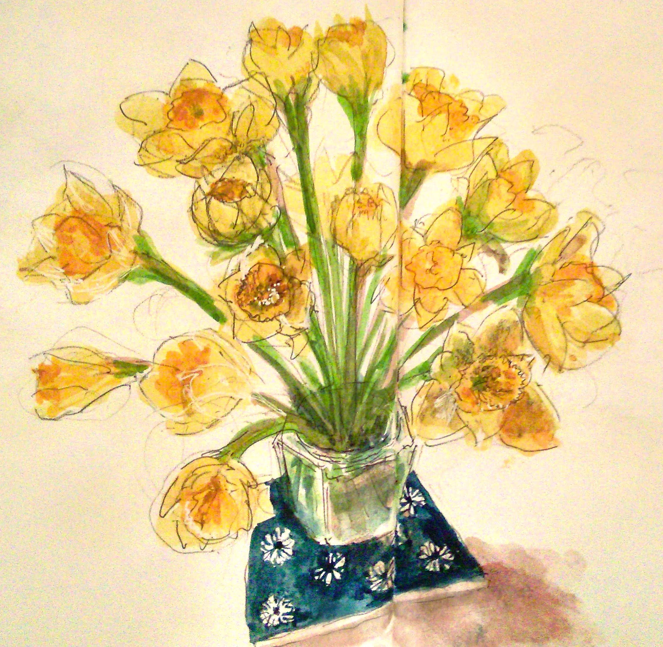 Home, News & Events. Zoom Daffodils