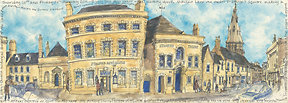 Other Works & Books. Mar 15: Arts Centre & Theatre Along St Mary's St v small