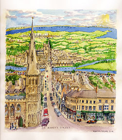 Other Works & Books. Mar 15: Stamford Living v small